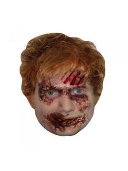 Masque carton Ed sheeran zombie
