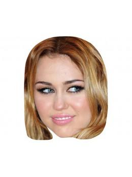 Masque carton Miley Cyrus