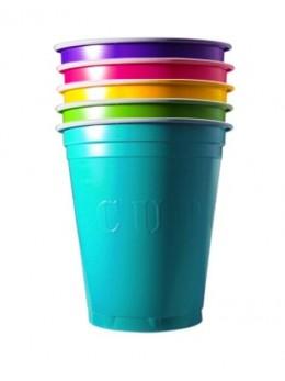 20 Gobelets assortis summer Cup