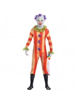Déguisement Clown seconde peau enfant