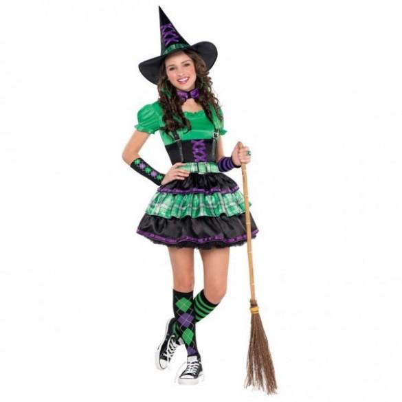 Déguisement Sorcière Enfant De AdoCostume Halloween QWxCodBerE