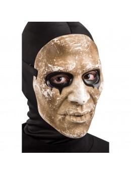 Masque de zombie plastique