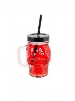 Mug jar tête de mort