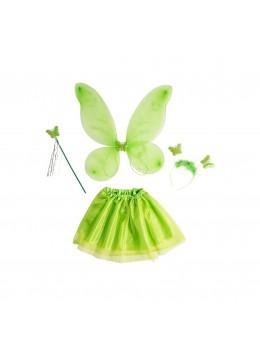 Set de déguisement fée verte