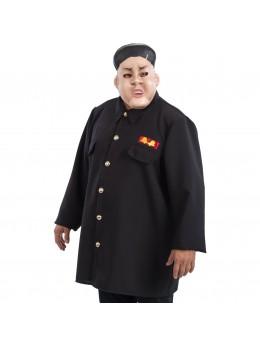 Set de déguisement leader coréen