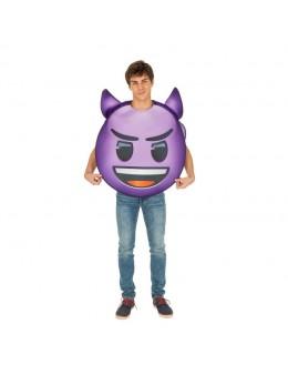 Déguisement emoji diable