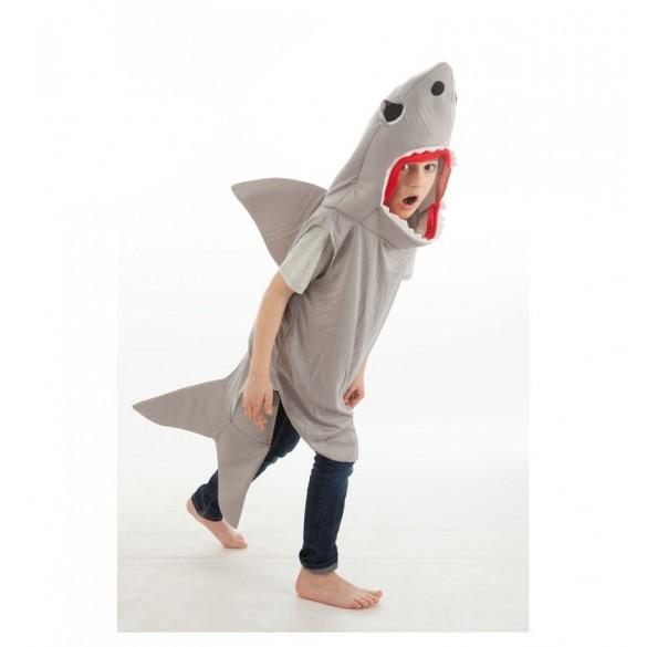 D guisement requin enfant f tes en folie - Requin rigolo ...