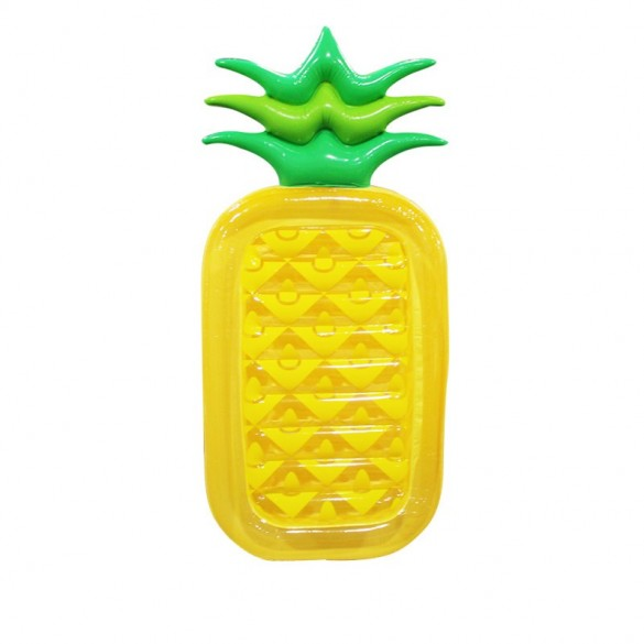 Matelas ananas gonflable objets gonflable piscine t for Objet gonflable piscine