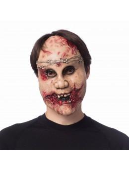 Masque latex adulte poupée assassine