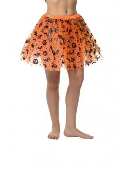 Tutu halloween orange