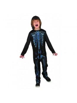 Déguisement squelette rayon X enfant