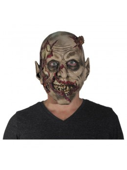 "Masque latex adulte ""zombie"""