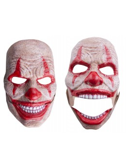 Masque de clown d'horreur
