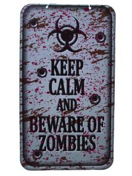 Décor affiche Zombie