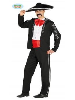 Déguisement mexicain mariachi