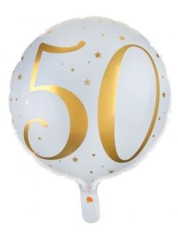 Ballon alu 50 ans