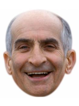 Masque carton Louis de Funès