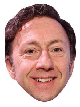 Masque carton Stephane Bern