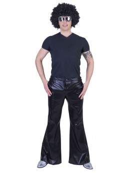 Pantalon disco fever noir