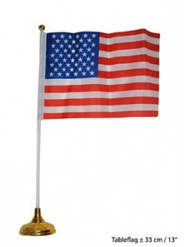 drapeau de table USA