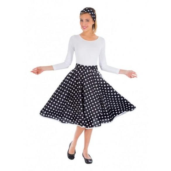 Années 1950 Rock /'n/' Roll Femme Lunettes noires femme accessoire robe fantaisie