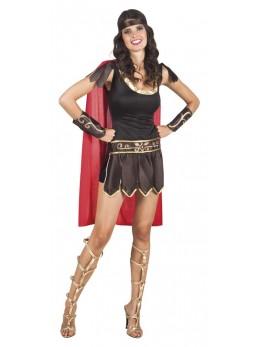 Déguisement femme guerrier romaine