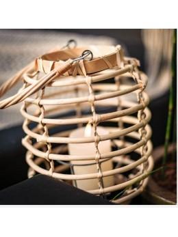 Lanterne bambou 26cm