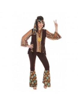 Déguisement hippie femme vintage