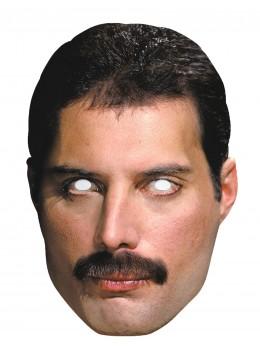 Masque carton Freddie mercury