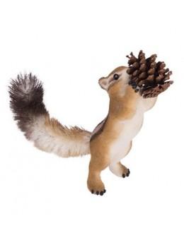 Déco Ecureuil avec pomme de pin