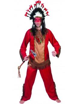 Déguisement indien Red Hawk