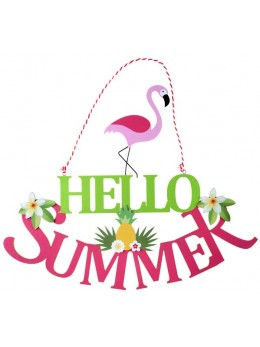 Suspension Hello Summer