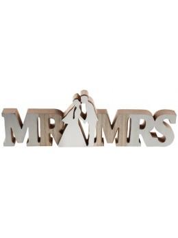 "Lettres ""Mr&Mrs"""