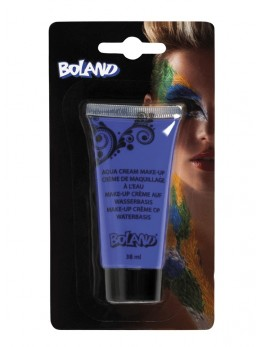 Tube maquillage eau 38ml bleu