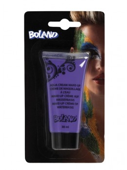 Tube maquillage eau 38ml violet