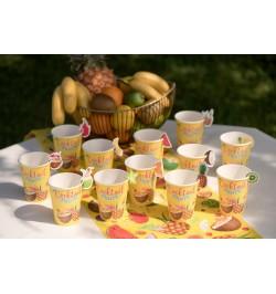 Lot de 48 Marques verres cocktail