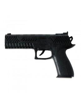 Pistolet gangster noir