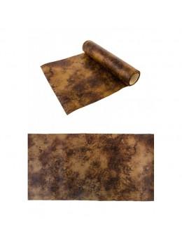 Chemin de table simili cuir