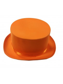 haut de forme gibus orange