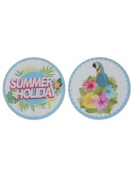 6 Pinces summer time