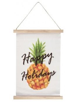 Suspension summer ananas