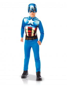 Déguisement classique Captain America™ garçon