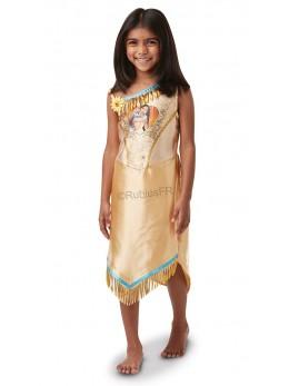 Déguisement indienne  Pocahontas™ sequin enfant