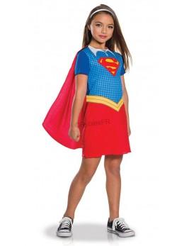 Déguisement classique Supergirl ™ fille