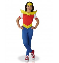 Déguisement classique Wonder Women Super Hero Girls™ fille