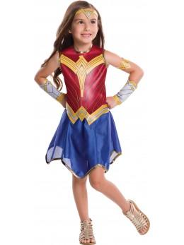 Déguisement classique Wonder Woman ™ justice league