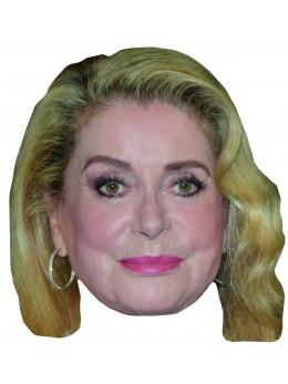 Masque carton Catherine Deneuve