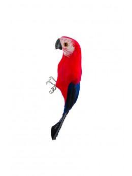 Perroquet multicolore 20 cm