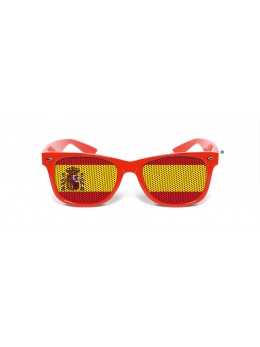 lunettes supporter espagne