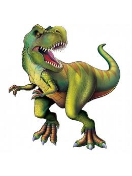 Déco carton dinosaure Trex géant